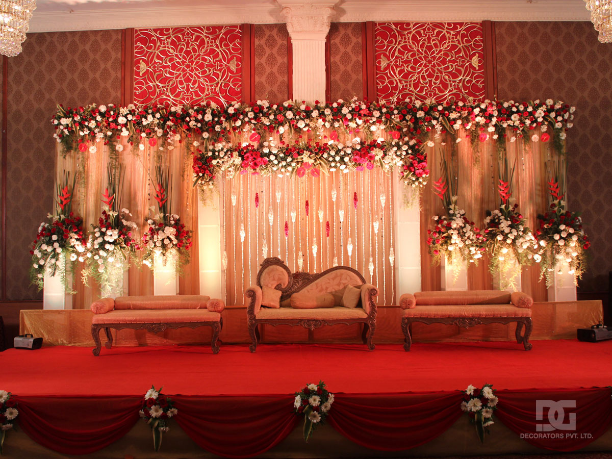 Wedding decoration indoor stage backdrop for Backdrops wedding decoration