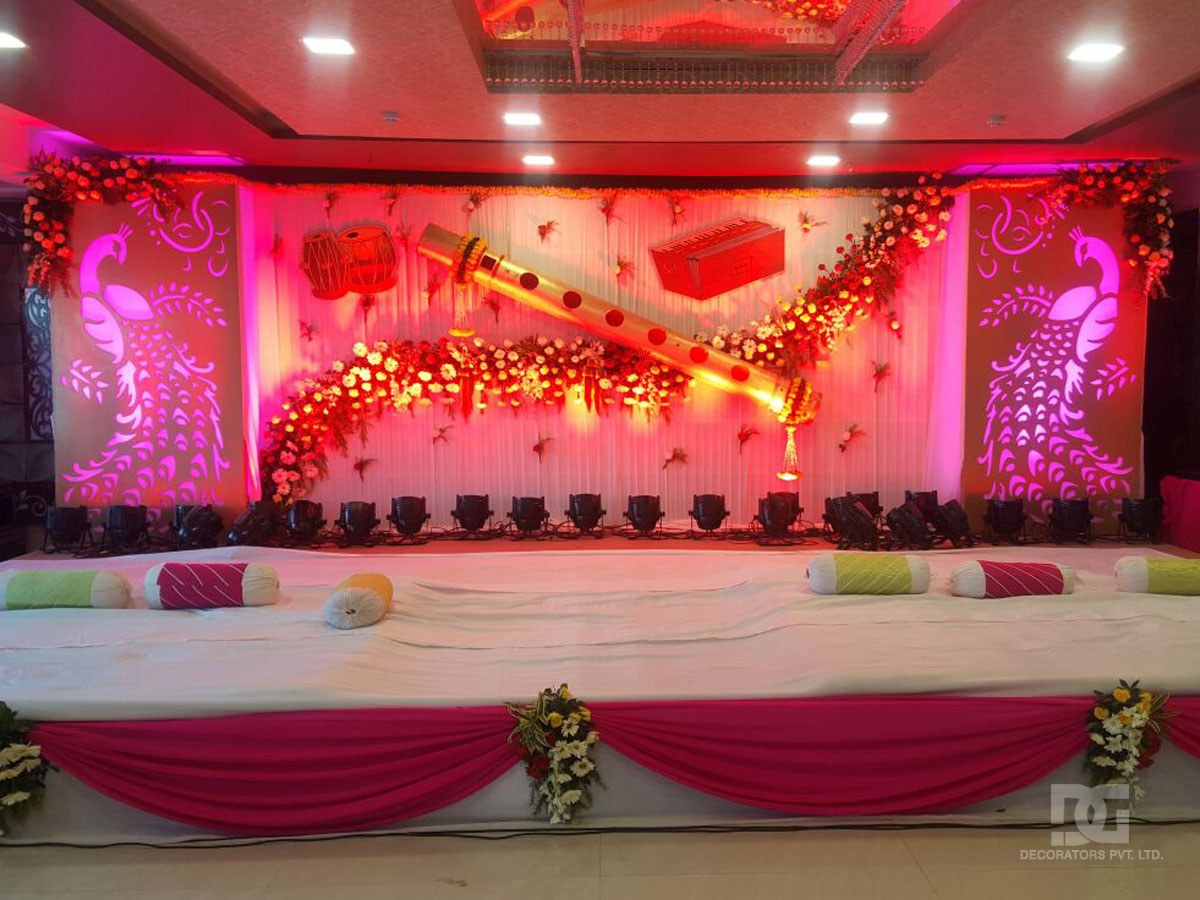 Image Gallery Sangeet Decor